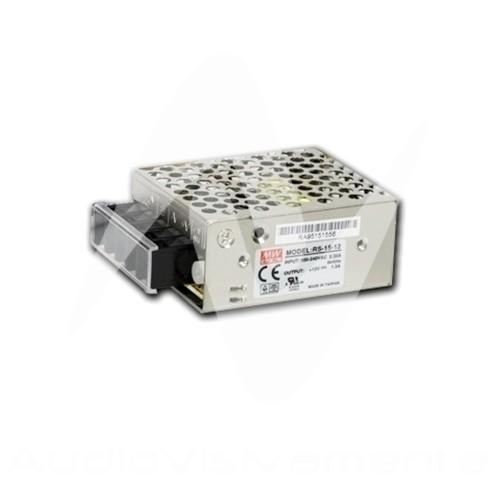 audiovisivamente - meanwell alimentatore led 15 watt 24 volt