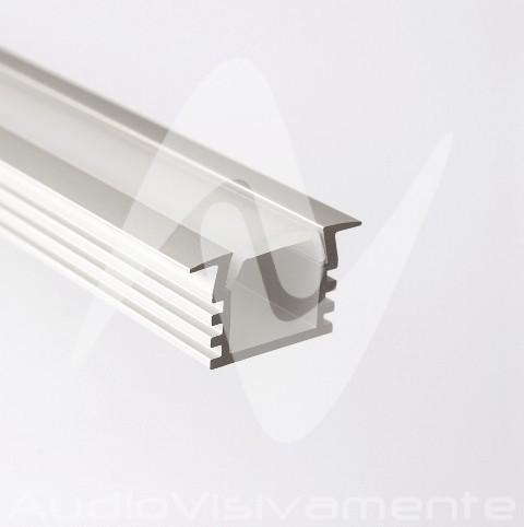 Profili alluminio led for Profili alluminio leroy merlin