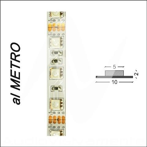 Strisce led flessibili vendita strisce led strisce led for Strisce led adesive